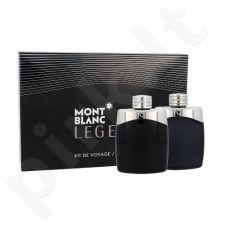 Mont Blanc Legend rinkinys vyrams, (EDT 100 ml + losjonas po skutimosi water 100 ml)