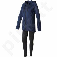 Sportinis kostiumas  Adidas Hoody & Tight Tracksuit W BK4677