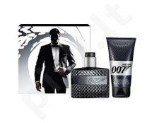 James Bond 007 James Bond 007, rinkinys tualetinis vanduo vyrams, (EDT 30ml + 50ml dušo želė)