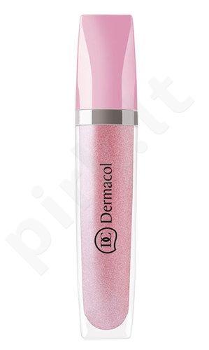 Dermacol Shimmering lūpdažis, kosmetika moterims, 8ml, (5)