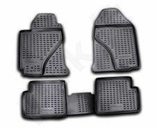 Guminiai kilimėliai 3D TOYOTA Corolla 2002-2006, 4 pcs. /L62037