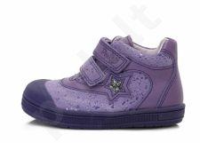 D.D. step violetiniai batai 22-27 d. da031337a