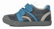 D.D. step tamsiai mėlyni batai 25-30 d. 049903m
