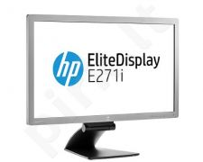 HP EliteDisplay E271i 68,58cm LED MNT