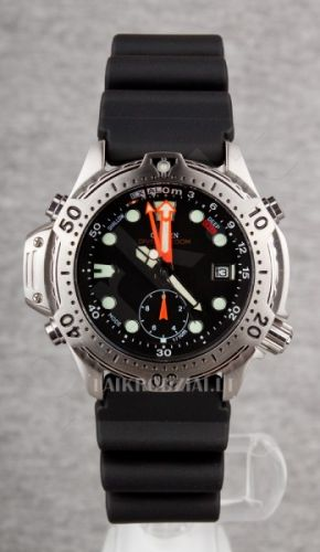 Vyriškas laikrodis Citizen Promaster Aqualand AL0000-04E