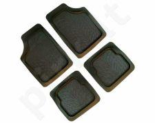 Guminiai kilimėliai DRIFT 4 black