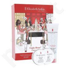 Elizabeth Arden Eight Hour veido priežiūros rinkinys moterims, (dieninis apsauginis veido kremas 50 ml + lūpų priežiūros priemonė 2 x 14,6 ml)
