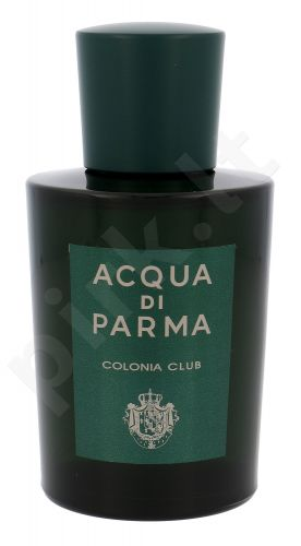 Acqua di Parma Colonia Club, Eau de odekolonas moterims ir vyrams, 100ml