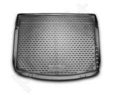Guminis bagažinės kilimėlis TOYOTA Auris hb 2013-> black /N39003