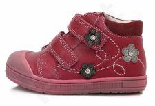 D.D. step raudoni batai 22-27 d. da031338a