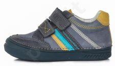 D.D. step tamsiai mėlyni batai 25-30 d. 040440am