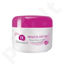 Dermacol Princess Cream-Nourishing, 50ml, kosmetika moterims