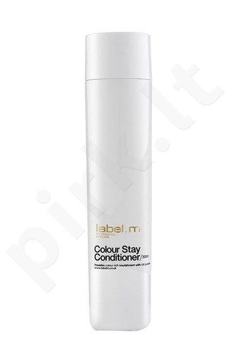 Label m Colour Stay kondicionierius, kosmetika moterims, 300ml
