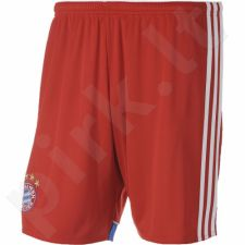Šortai futbolininkams Adidas Bayern Monachium F48530