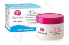 Dermacol Vital Balance kremas, 50ml, kosmetika moterims