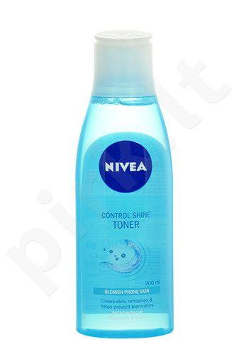 Nivea Control Shine Toner, kosmetika moterims, 200ml