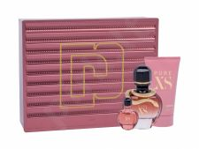 Paco Rabanne Pure XS, rinkinys kvapusis vanduo moterims, (EDP 50 ml + kūno losjonas 75 ml + EDP 6 ml)