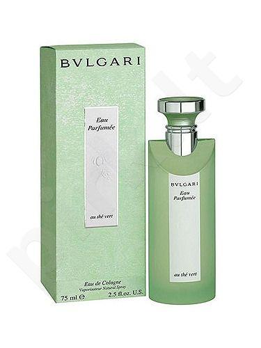 Bvlgari Eau Parfumee au The Vert, odekolonas (EDC) moterims ir vyrams, 75 ml