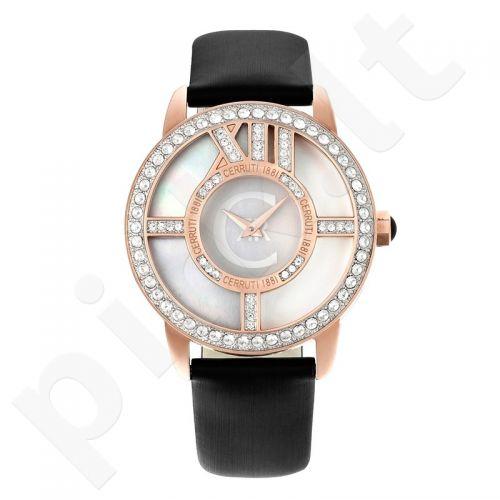 Moteriškas laikrodis Cerruti 1881 CRM044S262A