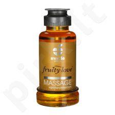 Vaisinis masažo aliejus Vanilė/Cinamonas (100 ml)