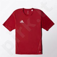 Marškinėliai futbolui Adidas Core Training Jersey M M35334