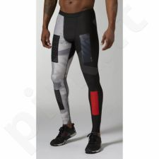 Sportinės kelnės Reebok Crossfit PWR6 Compresion Built With Kevlar M AI1374