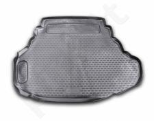 Guminis bagažinės kilimėlis TOYOTA Camry sedan 2011-2014, 2014-> black /N39009
