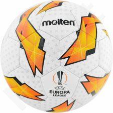 Futbolo kamuolys Molten Official UEFA Europa League F5U5003-G18