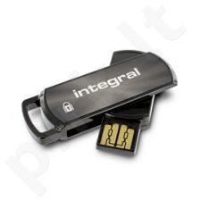 Integral USB 360SECURE 8GB - SOFTWARE AES 256BIT