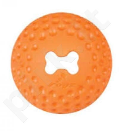 Kamuoliukas Rogz Gumz Small Orange