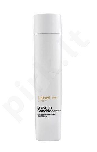 Label m Leave-In kondicionierius, kosmetika moterims, 300ml