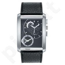 Vyriškas laikrodis STORM PACINO LEATHER BLACK
