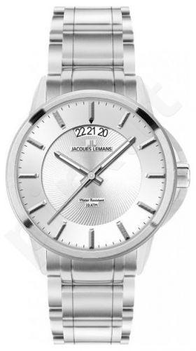 Vyriškas JACQUES LEMANS laikrodis 1-1540E