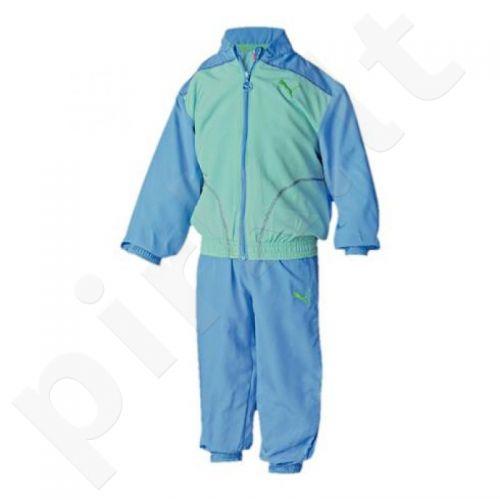Sportinis kostiumas  Puma Woven Suit azure Kids 82415701