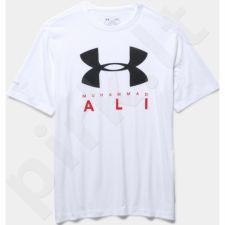 Marškinėliai treniruotėms Under Armour Muhammad Ali Sportstyle T-Shirt M 1275548-100