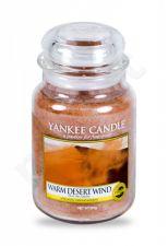 Yankee Candle Warm Desert Wind, aromatizuota žvakė moterims ir vyrams, 623g