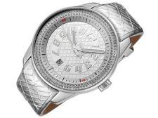Puma Race Silver PU101632001 moteriškas laikrodis
