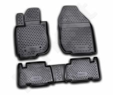 Guminiai kilimėliai 3D TOYOTA RAV4 2005-2009, 4 pcs. /L62088
