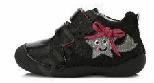 D.D. step juodi batai 19-24 d. 015155u