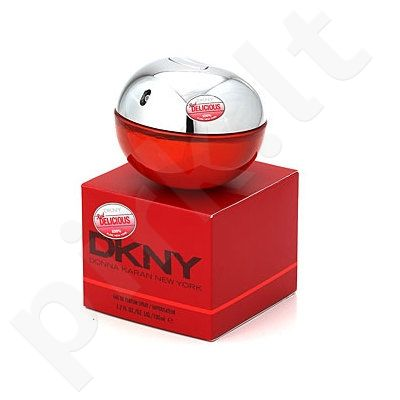 DKNY Red Delicious, kvapusis vanduo moterims, 100ml, (testeris)