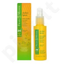 Frais Monde Active purškiklis Sun Lotion SPF30, kosmetika moterims, 125ml