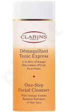 Clarins One Step Facial valiklis, kosmetika moterims, 200ml, (testeris)