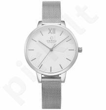 Moteriškas laikrodis Obaku V209LXCIMC