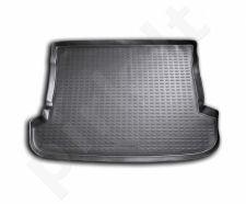 Guminis bagažinės kilimėlis TOYOTA Corolla Verso 2004-2009 black /N39015