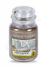 Yankee Candle Driftwood, aromatizuota žvakė moterims ir vyrams, 623g