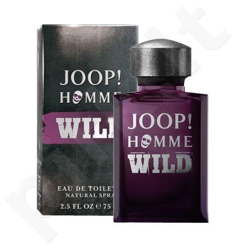 Joop Homme Wild, tualetinis vanduo (EDT) vyrams, 125 ml