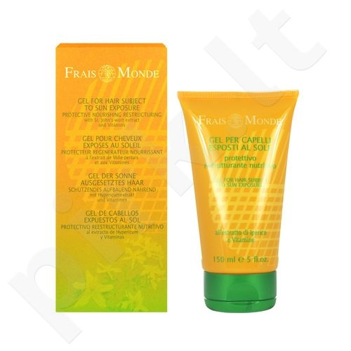 Frais Monde After apsauga nuo saulėsing Hair gelis, kosmetika moterims, 150ml