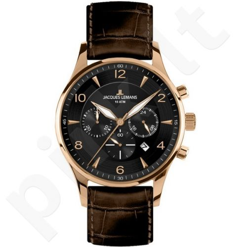 Vyriškas laikrodis Jacques Lemans 1-1654G