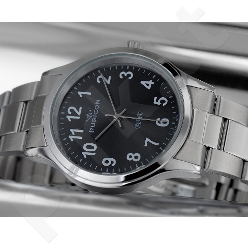 Vyriškas laikrodis RUBICON RNDD26SAVX03BX
