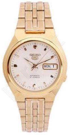 Laikrodis SEIKO SNKL74 automatinis 37mm WR 30mt